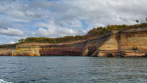 Pictured Rocks by John Bailey