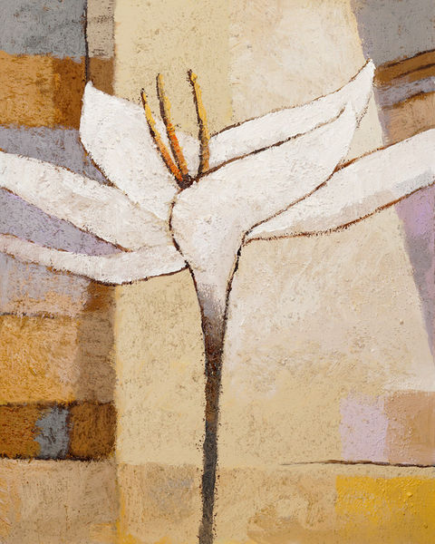 White-flower-painting