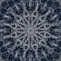 Snowflake Clockface by Richard H. Jones