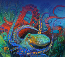 Octopus Garden by Mark Wagner