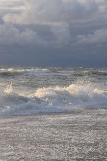 Wellen by Ute Bauduin