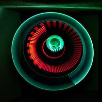 Photonenrotor #6 von Sven Gerard