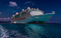 Atlantis Tours Cruiseliner von John Bailey