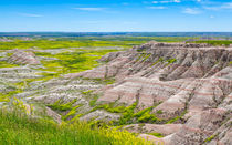 Badlands Grandeur by John Bailey
