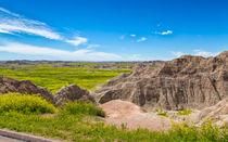 Badlands Vista by John Bailey