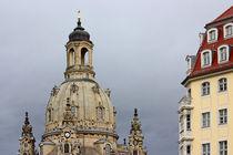 Frauenkirche - II von meleah