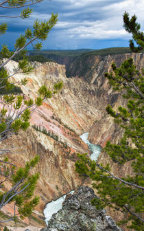 The Pastel Canyon by John Bailey
