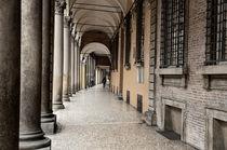 Bologna porticoes von Federico C.