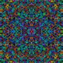 Fuster-Cluck Mandala by Richard H. Jones