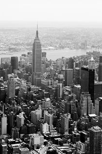 new york city ... manhattan view II by meleah