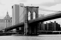 new york city ... brooklyn bridge I von meleah