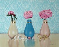 Drei Vasen von Lidija Kämpf