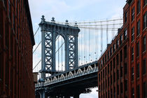 new york city ... manhattan bridge II by meleah