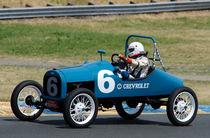 1917 Chevrolet 490 Speedster by James Menges