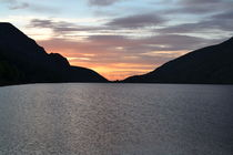 Sunset Snowdonia by Melissa Timpson
