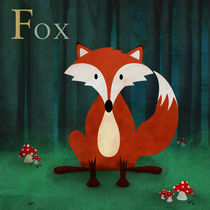 ABC Illustration FOX by Gaby Jungkeit