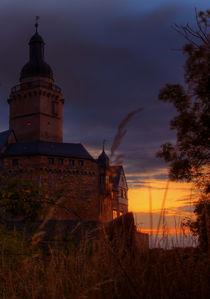 Burg Falkenstein by Jan Blümel