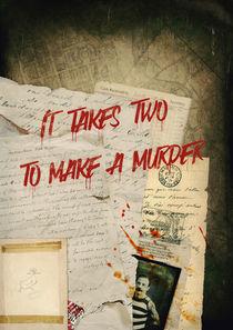 Murder Board von Sybille Sterk