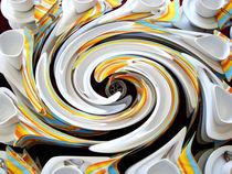 Kaffeetassenwirbel by Martin Müller