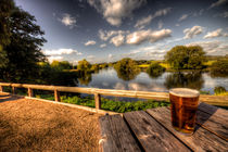a pint with a view  von Rob Hawkins