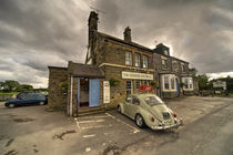 The Goathland Hotel  von Rob Hawkins