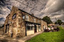 The Grey Bull Inn by Rob Hawkins