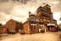 Hook Norton Brewery by Rob Hawkins
