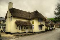 The Royal Oak at WInsford  by Rob Hawkins
