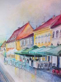 Sommer in der Altstadt by Dorothy Maurus