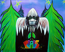 Bigfoot-peace-by-laura-barbosa