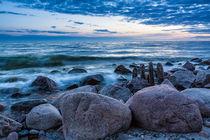'Buhne an der Ostsee' von ricok