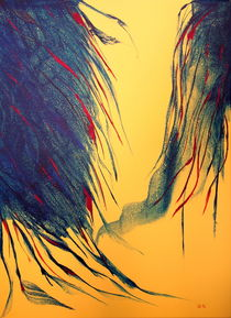 Peacock von abstrakt