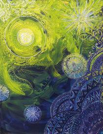Lichtblick silver lining von Josefine Neumann