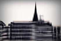 Hafencity abstrakt  von Bastian  Kienitz
