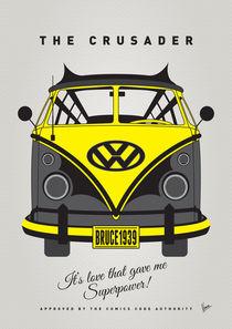 MY SUPERHERO-VW-T1-batman by chungkong