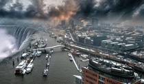 Hamburg Untergang von daniel-rosch-photography