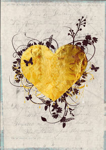 Golden Heart von Sybille Sterk