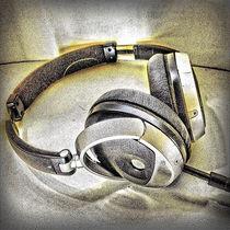 Headphones II by Carmen Wolters