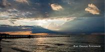 Sunset, Sonnenuntergang, Himmel by Kurt Gruhlke