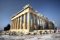 The Parthenon von Rob Hawkins