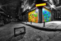 Thesaloniki Graffiti  von Rob Hawkins