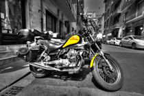 Moto Guzzi by Rob Hawkins