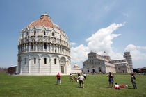 Pisa Cathedral  by Rob Hawkins