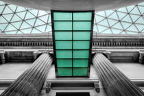 British Museum London by Martin Williams