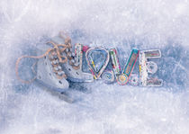 Love of Skating by Sybille Sterk