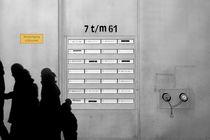 Notausgang  by Bastian  Kienitz