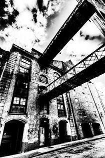 Riverside London Sixties by David Pyatt