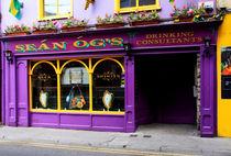 Colorful Irish Pub von Aidan Moran
