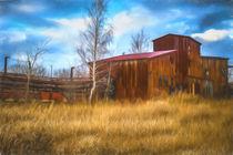 The Lonesome Place - Artistic von Chris Bordeleau