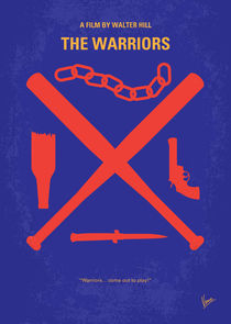 No403-my-the-warriors-minimal-movie-poster